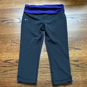 Under armor crop leggings